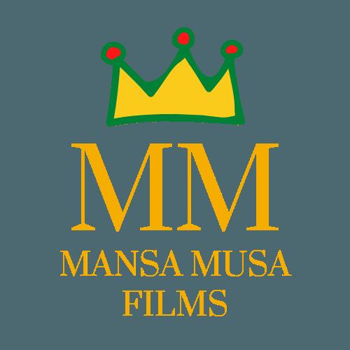 mansa musa films logo white